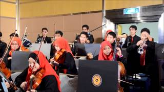 Law Kana Bainana by Orchestra Eleven One, Conducted by En. Hishamuddin Md. Zahari