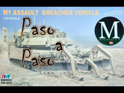 Download PASO A PASO del M1 ABV (RFM 1:35)