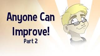 Artist Blog - Anyone Can Improve! Part 2