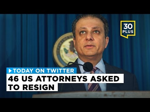 Attorney General Jeff Sessions asks 46 US attorneys to resign | Today on Twitter - 11 Mart