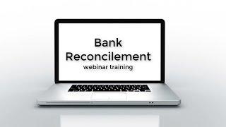 Datatech Webinar Training - Bank Reconcilement