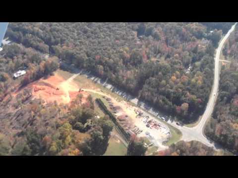 Flight Trip: Raleigh Exec (KTTA) Jetport - Asheboro Regional (KHBI) Airport - Fall Colors of NC