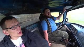Звезда ТВ в багажнике, Wylsacom на ЗИЛе, Царёв в деле.