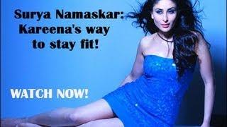 Surya Namaskar: Kareena