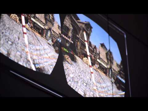 Nerds on Stage Rotterdam 2014 / Virtual Reality Concepting / VR-Archery