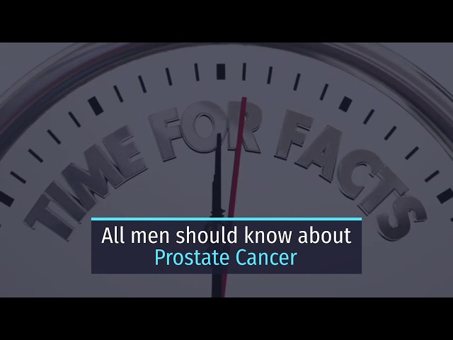 Facts related to prostate cancer