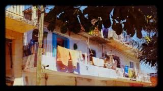 Laundry drying in Palo Seco, Puerto Vallarta