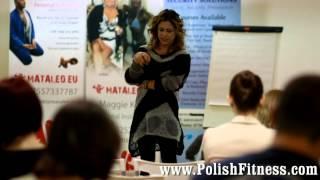 Aleksandra Kobielak Seminarium Sportowe Notingham UK trailer
