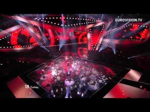 Can Bonomo - Love Me Back - Live - Grand Final - 2012 Eurovision Song Contest