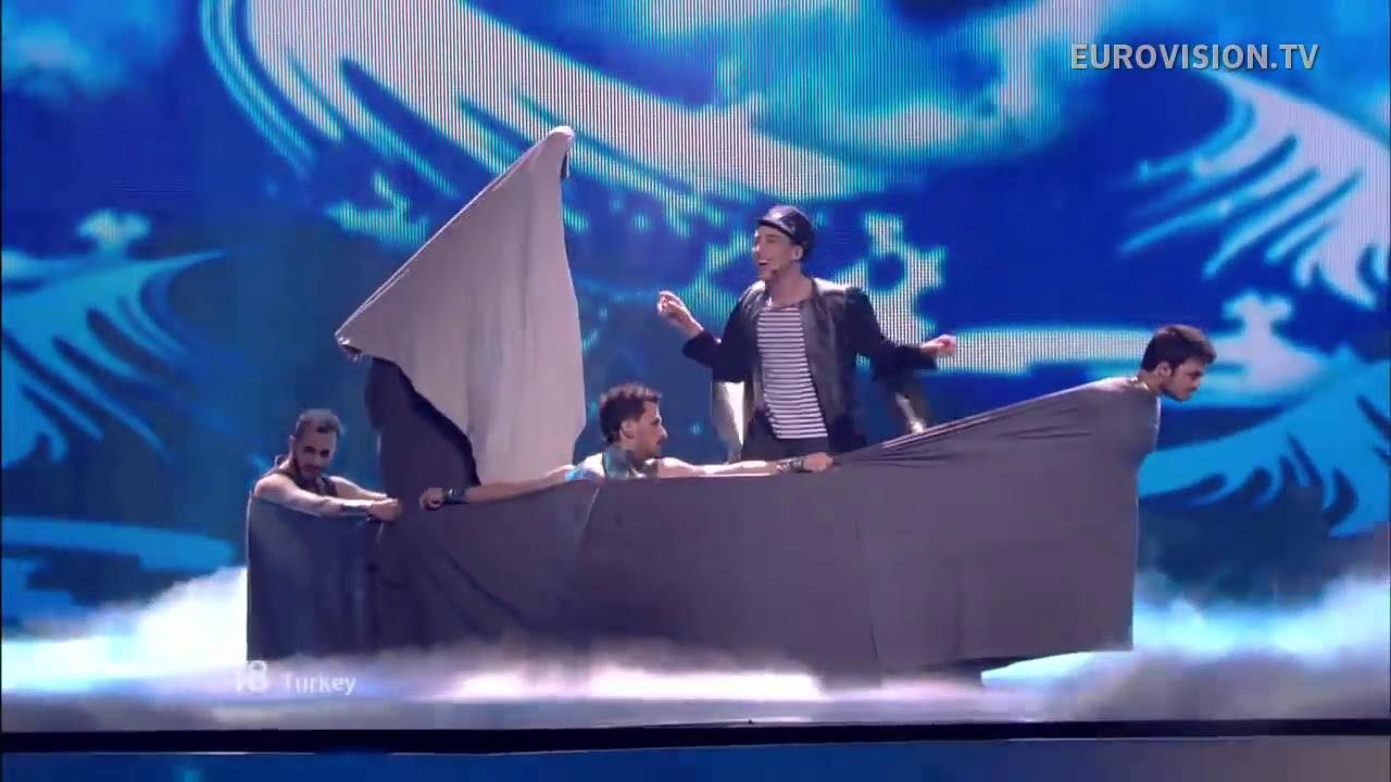 Can Bonomo - Love Me Back - Live - Grand Final - 2012 Eurovision Song Contest