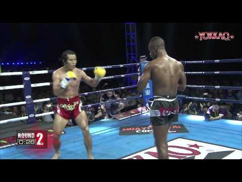 YOKKAO 9 China: Fang Bian vs Carl N'Diaye - K-1 rules