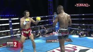 YOKKAO 9 China: Fang Bian vs Carl N