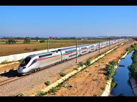 TGV Marocain en pleine vitesse!!