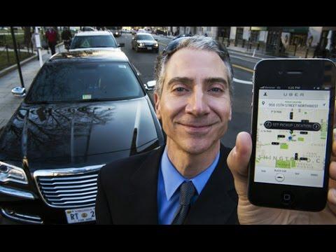 подключение к убер такси - UBER