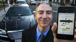 Усатая Америка #74 - Водитель Uber и Lyft(, 2015-07-01T05:09:53.000Z)
