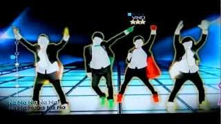 Just Dance 4 - What Makes You Beautiful (One Direction) - 5 stars