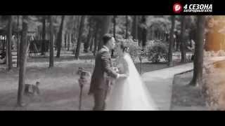 Свадьба на природе в Подмосковье в загородном клубе