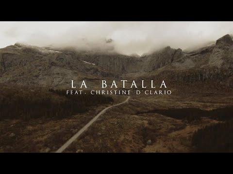 La Batalla feat. Christine D'Clario (Official Lyric Video)