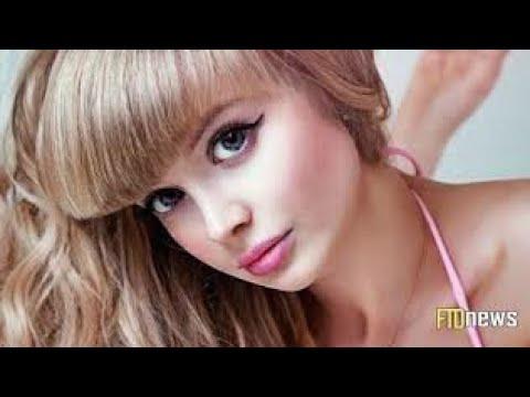 Human Barbie Doesn't Believe She Is Real –Angelica Kenova