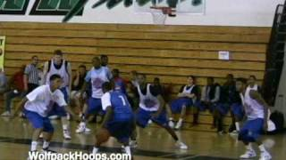 Ryan Harrow at the Pangos: Day 3: Game 4