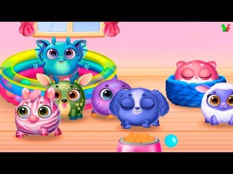 Малыши Пушистики Smolsies #8 Видео Игра для детей про милых НЕОБЫЧНЫХ животных