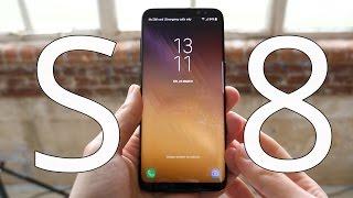 On a pris en main le Samsung Galaxy S8 en avant-première !!!