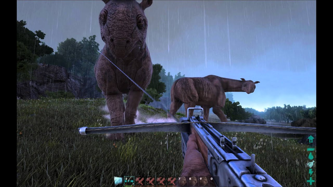 Ark survival evolved grappling hook enterhaken 2350 youtube malvernweather Image collections
