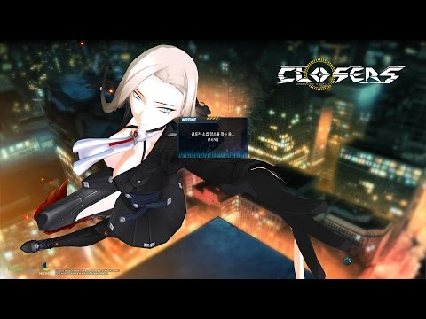 CLOSERS Online Harpy Official Crew questing + gameplay