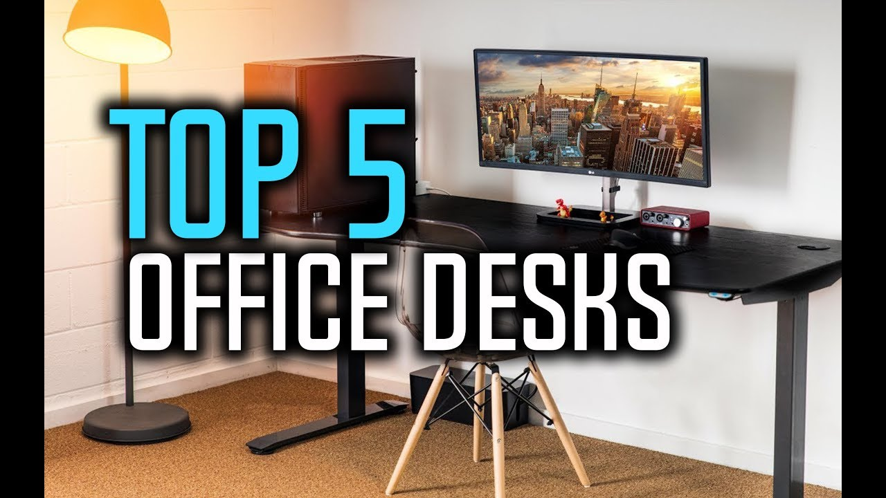 Awesome Best Office Desks In 2018   Which Is The Best Desk For Your Office?