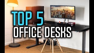 Best Office Desks in 2018 - Which Is The Best Desk For Your Office?