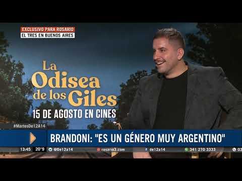 Entrevista La Odisea De Los Giles (2)