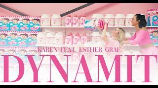 Karen ft. Esther Graf - Dynamit [Offizielles Musikvideo]