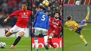 FIFA Puskas Award: Best Goal Of The Year 2009 - 2018