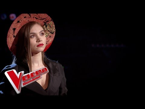 Sorina Bica - Reckoning Song (One day) | Knock-out 2 | The Voice of Romania 2018