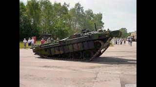 Танк Strv 103C Документальный фильм