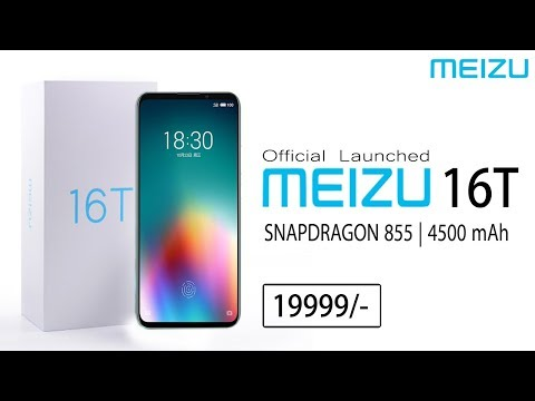 Meizu 16T Snapdragon 855 , 4500 mAh Battery | Best Gaming Phone under 20000 #PUBG #Call Of Duty