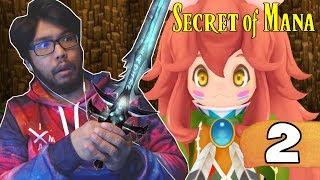 Secret Of Mana (Remake) - Sprite Child Popoi!   PART 2