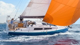 New Hanse 315 - the one for all colours of life