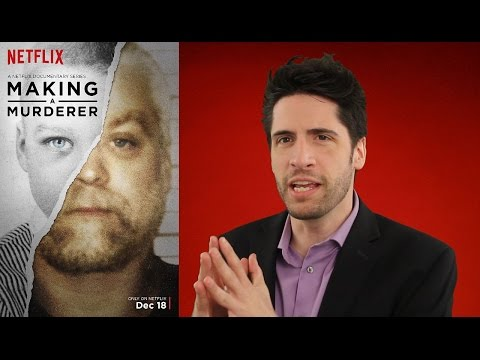 Making A Murderer - series review