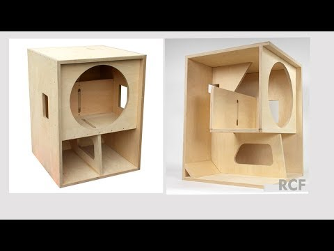 PALING DIMINATI design2 BOX SPEAKER  #1