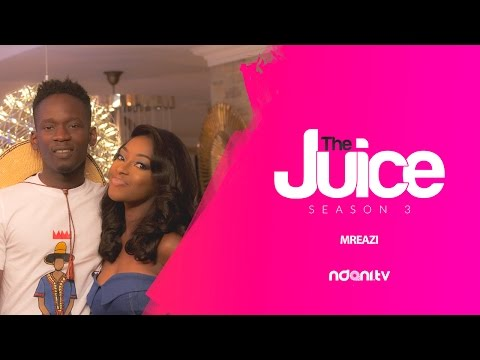 "Mr Eazi Talks Life Before Music, Signing To StarBoy Records & More On ""The Juice"""