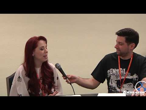 A-Kon Convention 2017: Alexis Tipton Interview