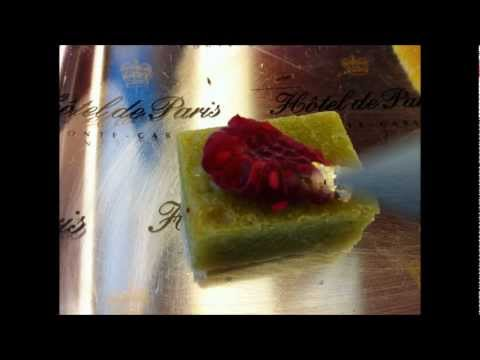 Restaurant le GRILL Hotel de Paris Monaco  2011