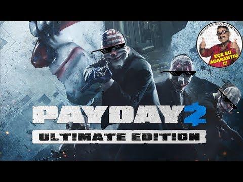 Payday 2 Ultimate 2017  Dicas para iniciantes #1: Crew Management e seu primeiro mapa Stealth PT-BR
