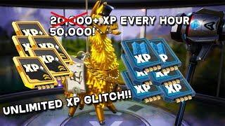 UNLIMITED XP GLITCH - VBUCK FARM!!! FORTNITE SAVE THE WORLD