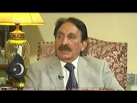 Exclusive Interview of Ex Chief Justice Of Pakistan Iftikhar Muhammad Chaudhry | 26th October 2016