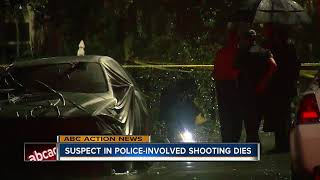 Man killed in officer-involved shooting in Clearwater