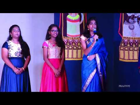 Annual Day Function anchoring 2018-19