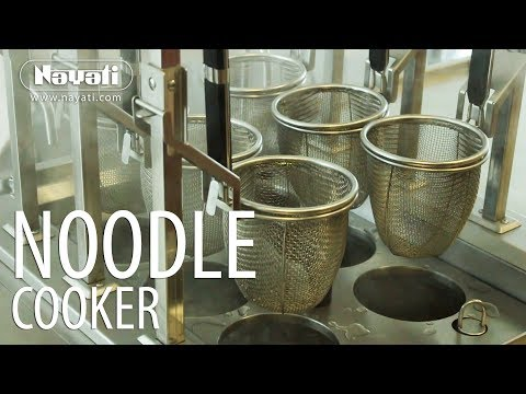 Cooking All Kind Of Noodle With Nayati Noodle Cooker