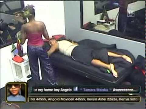 Download Beverly helping out Bimp- Big Brother Africa The Chase